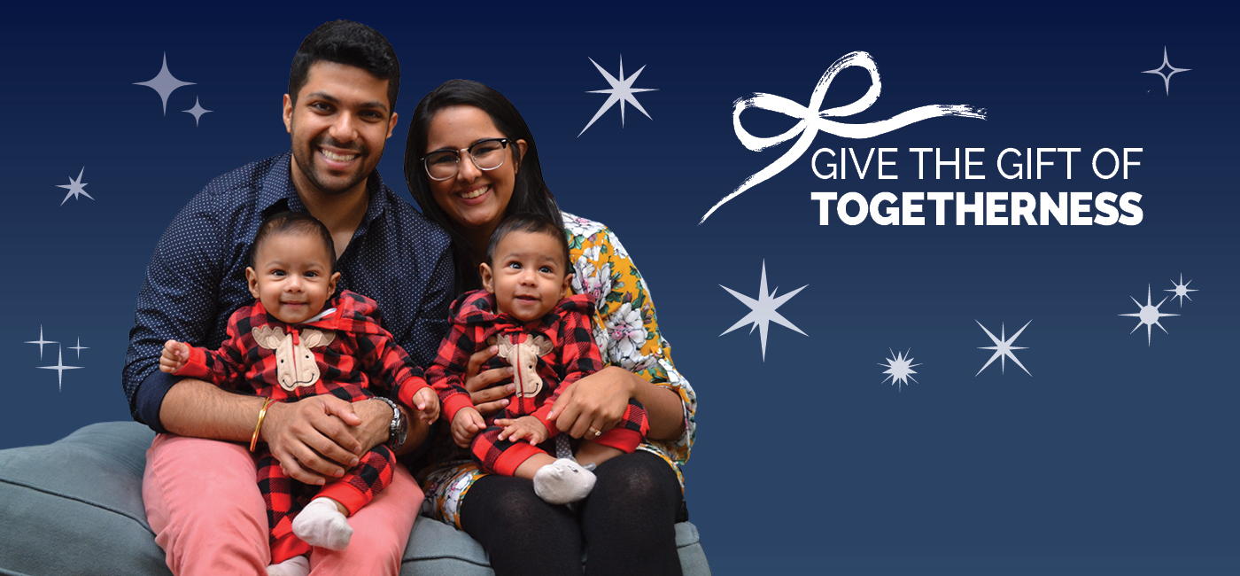 Gift of Togetherness Holiday 2018