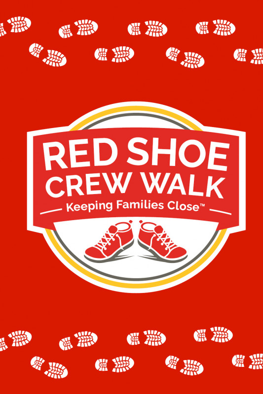 Click to sign up for the 4th Annual Red Shoe Crew Walk in support of RMHC Manitoba!